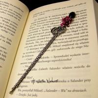 Zakładka do Książki Heart – Turmalin Spinel