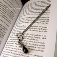 Zakładka do Książki Heart – Labradoryt Spinel