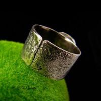 Pierścień Hello – Akwamaryn Srebro